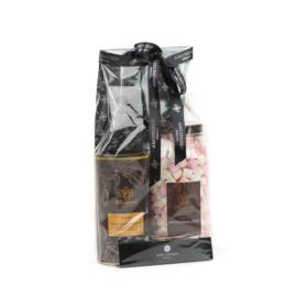 Gavepose med Kakao og mini marshmallows