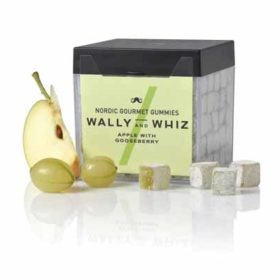 Wally and Whiz Apple with Gooseberry