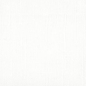 Bazzill Mono 12x12 - white