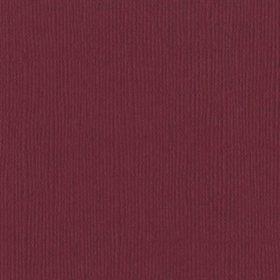 Bazzill Mono 12x12 - juneberry