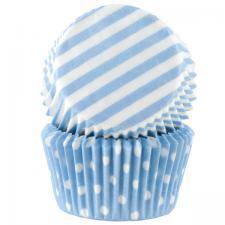 blå pastell ass STD
