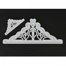FMM tiara set of 2
