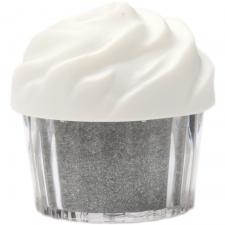 Shimmerpulver sølv 8g