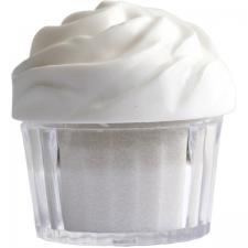Shimmerpulver hvit 8g