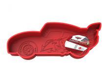 Figurform Cars silikon