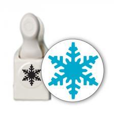 Punch - alpine snowflake