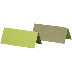 bordkort 25stk grønn