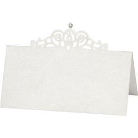 Wedding luksus bordkort 10stk