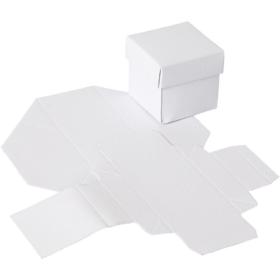brett-selv-eske 10st hvit