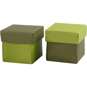 brett-selv-eske 10st grønn
