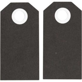 manillamerker 20stk sort