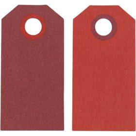 manillamerker 20stk rød