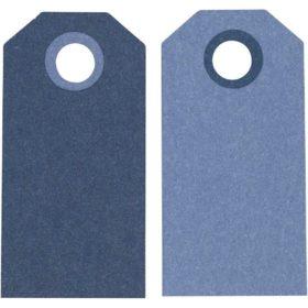 manillamerker 20stk blå