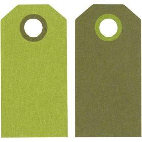 manillamerker 20stk grønn