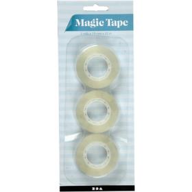 Magic tape 3pk