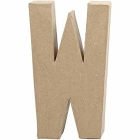 W - bokstav 20,5cm