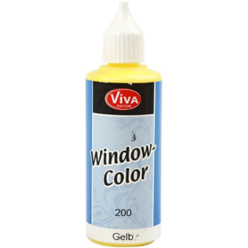 Window-Color 80ml, gul