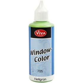 Window-Color 80ml, lys grønn