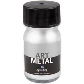Art Metall 30ml, sølv