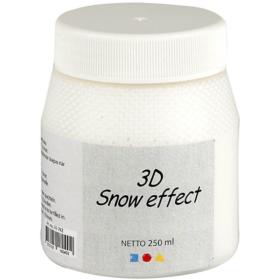 3D snow effekt 250ml