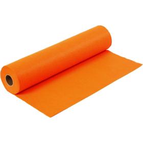 Filt 1,5-2mm bredde:45cm - orange