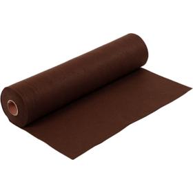 Filt 1,5-2mm bredde:45cm - brun