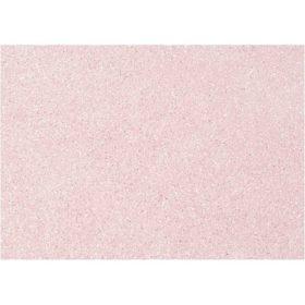 Filt 1mm 21x30cm - rosa glitter