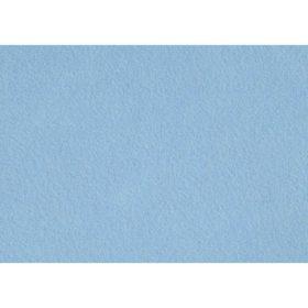 Filt 1,5-2mm 20x30cm - lys blå