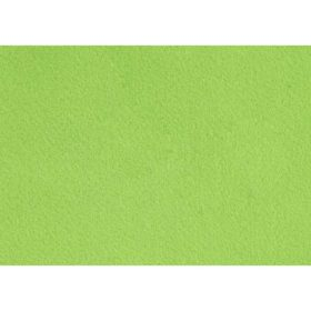Filt 1,5-2mm 20x30cm - lys grønn
