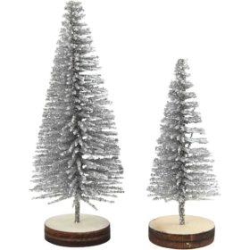 grantrær vinter 4+6cm 5stk