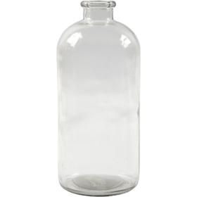 Apotekflaske H:24,5cm
