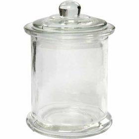 Krukke med lokk, 330 ml