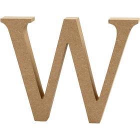 W - bokstav 8cm
