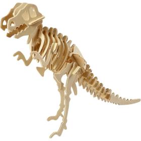 3D puzzle dinosaur
