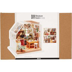 Miniatyrrom kjøkken 18,7x19x16,5cm