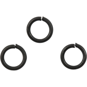 O-ring 5mm 50stk sort