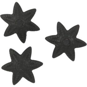 Coupeller 10mm 10stk sort