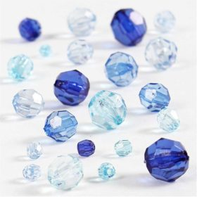 facett harmoni 45g blå
