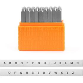 ImpressArt alfabet store bokstaver 3mm