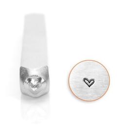 ImpressArt hjerte 3mm