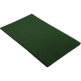 Bivoksplate grønn