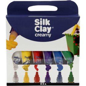 Silk Clay creamy 6x35ml std.farger