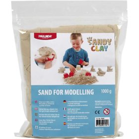 sandy clay 1kg natur