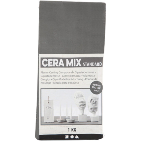 Cera-Mix modellgips 1kg