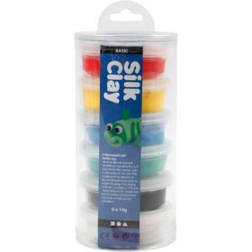 Silk Clay sortiment standard