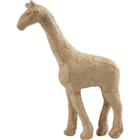 Sjiraff, H: 16 cm, L: 11 cm, 1stk