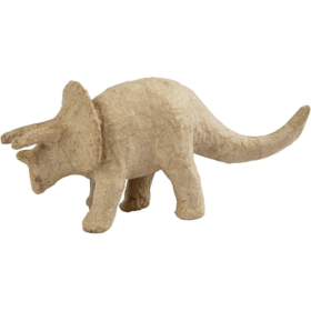 Dinosaur, H: 7,5 cm, 1stk.