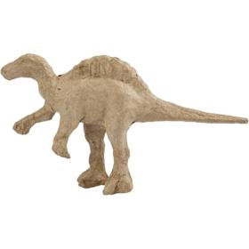 Dinosaur, H: 9,5 cm, 1stk.