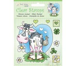 Marij Rahder Clear Stamps Cow