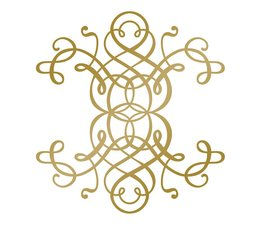 Couture Creations Anna Griffin Foil Stamp Die Curling Motif